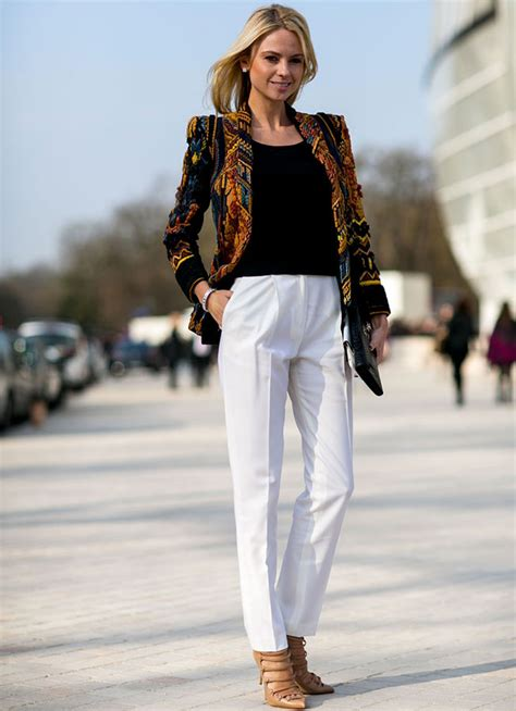tenue de travail femme bureau raviver la tenue avec un blazer plus coloré i working