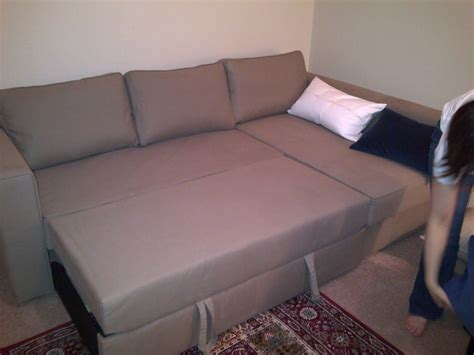 Ikea Manstad Sofa Bed Measurements by Manstad Sofa Dimensions Hereo Sofa