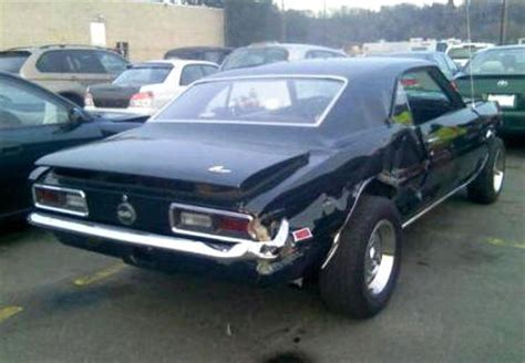 camaro  muscle cars  sale