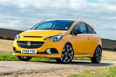 vauxhall corsa gsi  review auto express