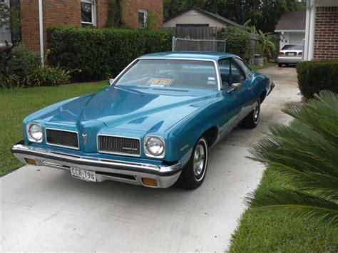 Buy Used Classic Muscle Car, !973 Pontiac Le Mans Sky Blue