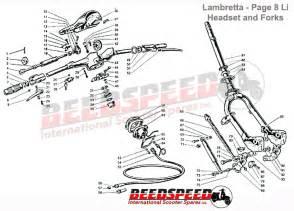 Lambretta Part Diagrams Diagrams