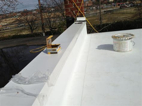Flat Roof Over Deck