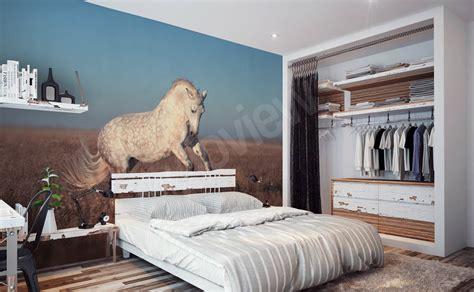 papier peint chambre a coucher chambre ado cheval raliss com