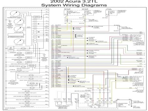 2000 acura tl bose lifier wire diagram wiring forums