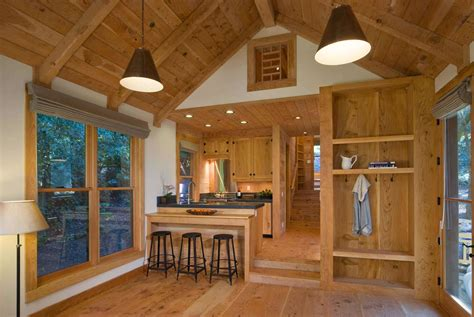 rustic cabin   makeover  salvaged material