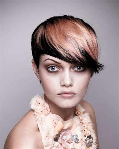 two color hair styles 15 two tone hair color ideas for hair crazyforus