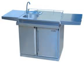 outdoor kitchen carts and islands outdoor kitchen cart beverage center with fridge sink modern kitchen islands and kitchen