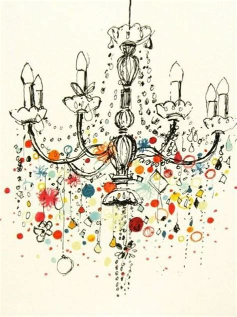 hardy chandeliers ink and