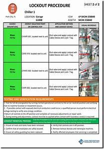 Lockout Tagout Procedures Development