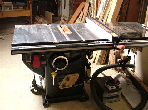 table saw stops dog shop upgrade sawstop table saw