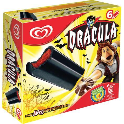 Unilever brings back Dracula lollies
