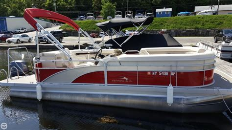 Bennington Pontoon Boat Dealers In Ny by 2015 Used Bennington 21 Slx Pontoon Boat For Sale