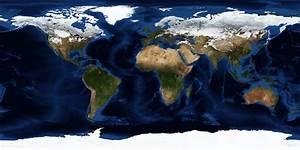 Карта мира на русском языке со странами и городами ...