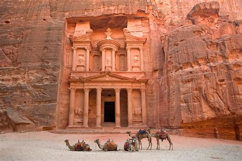 A Guide To Petra Jordan
