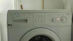 Machine A Laver Ne Vidange Plus : lave linge far qui ne d marre plus voyant pause allum fixe ~ Melissatoandfro.com Idées de Décoration