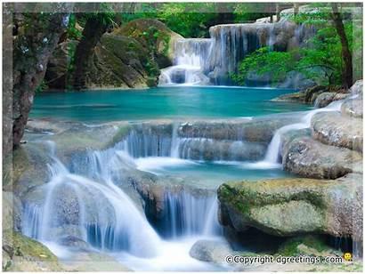 Wallpapers Waterfall Desktop Animated Waterfalls Moving Paradise