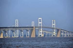 Westbound Bay Bridge shut down for fire - Baltimore Sun