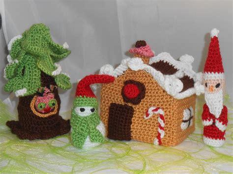 maison d 233 pices sapin p 232 re no 235 l bonhomme de neige au crochet d 233 co accessoires de maison