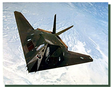 F117A Stealth Fighter Poster | Airplane Posters | Aviation ...