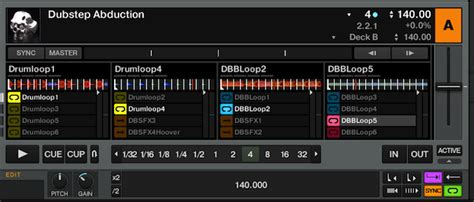 traktor remix decks tutorial dubstep abduction traktor remix set gratuito de
