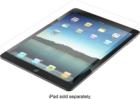 Zagg Invisibleshield Glass Screen Protector For Ipad 2/3/4