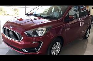 2019 Ford Figo Facelift Key Details Revealed