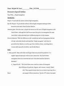 Persuasive essay illegal immigration essay comparing two poems ...
