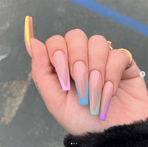 coffin nails designs  styles art