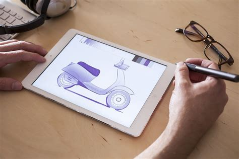 stylus maker adonit releases   ipad drawing app