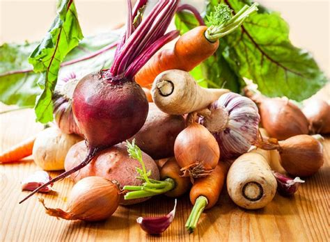 How To Store Root Vegetables Long Term