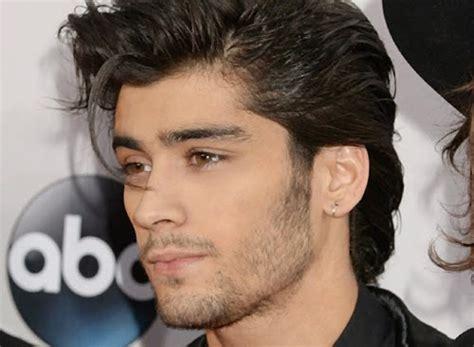 zayn malik haircut  hairstyle  cortes
