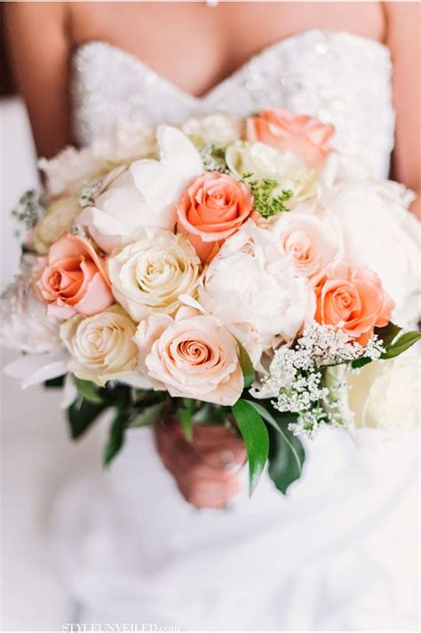 17 Best Images About Peach Weddings On Pinterest Peach