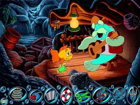 lets play freddi fish   case   haunted