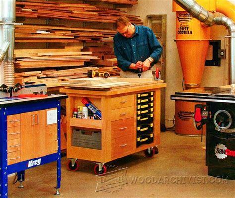 organize  shop  smart carts woodarchivist