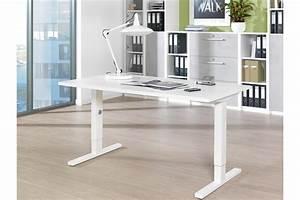 Schreibtisch Höhenverstellbar Weiß : welle schreibtisch planeo wei m bel letz ihr online shop ~ Markanthonyermac.com Haus und Dekorationen