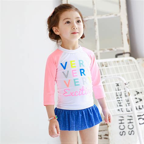 baby girl long sleeve swimsuit promotion shop