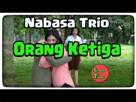 Viral Lagu Batak Orang Ketiga Versi Lapo Tuak (nabasa Trio