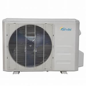 Senville 18000 Btu Mini Split Air Conditioner  18hf