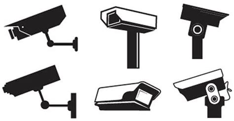free cctv vector graphics free vector graphic clipart best clipart best