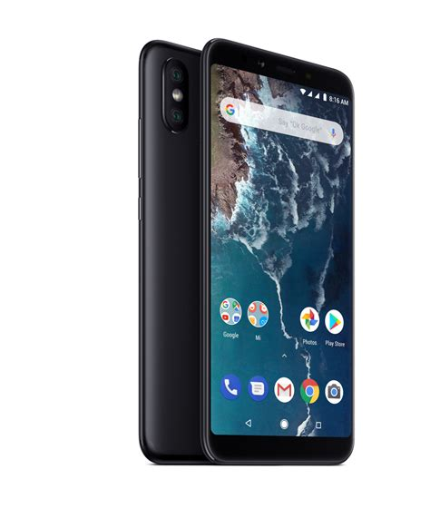 xiaomi mi a2 xiaomi mi a2 lite are the android one phones from xiaomi