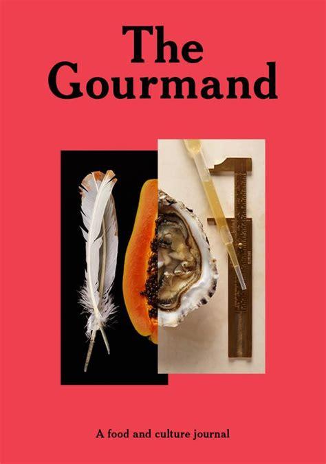 gourmand magazine cuisine 735 best magazines images on editorial