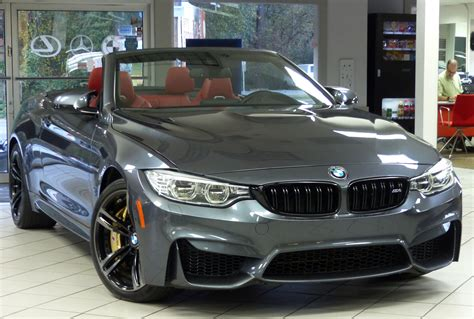 Used 2015 Bmw M4