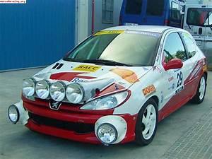Peugeot 206 Xs Volant Racc