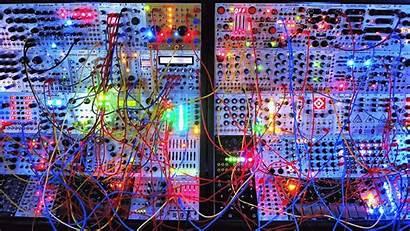 Modular Devine Richard Christmas Eurorack Moog Synthesis