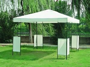 Gartenpavillon Metall Mit Festem Dach : gartenpavillon metall test vergleich die top 5 ~ Bigdaddyawards.com Haus und Dekorationen