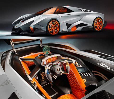 Lamborghini Egoista Kfpilot Kachelt Mit 600 Ps Gegen Die Zeitgeistwand Engadget