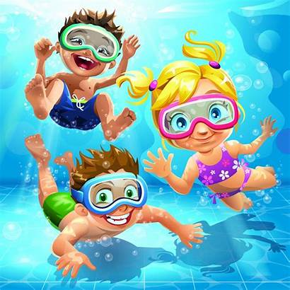 Swimming Summer Splash Safe Into Tips