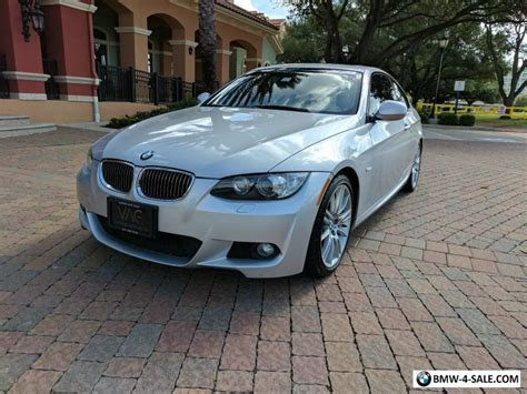 2010 Bmw 3-series M-sport Coupe 2-door For Sale In United