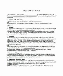 Sample Business Proposal Template 17 Small Business Contract Templates Docs Word Pages